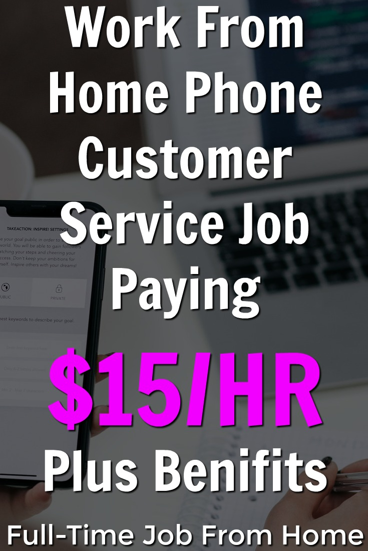 Learn How You Can Work From Home and Make Up To $15 Per Hour As a Customer Service Rep For TeleNetwork!