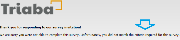 triaba surveys review