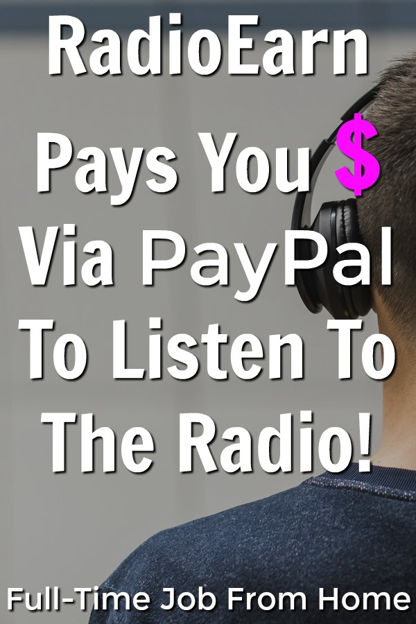 Learn How You can Make Money Online By Listening To The Radio. RadioEarn pays you money via PayPal to listen to music on your computer, but is it really worth your time?